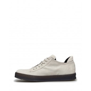 Men's Sneakers PANTANETTI 13514B Soffice Ice Suede Gray
