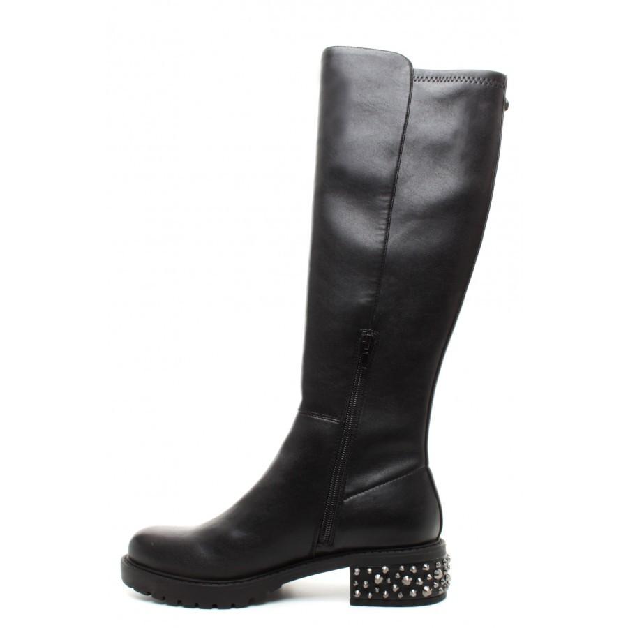 Women's Knee Boots LIU JO Milano Nancy 8 Boot Synthetic Black