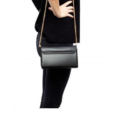Women's Shoulder Bag LOVE MOSCHINO JC4131 Pu Nero Synthetic Black