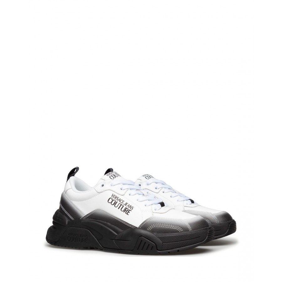 Men's Sneakers VERSACE JEANS COUTURE E0YWASF6 71960 M53 Synthetic White