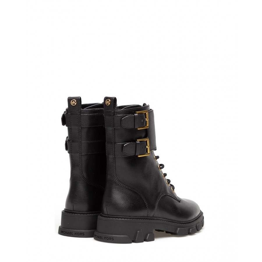 Women's Ankle Boots MICHAEL KORS 40F0RIFB6L Ridley Black Leather