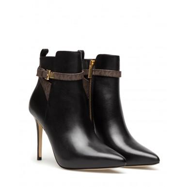 Women's Ankle Boots MICHAEL KORS 40R1FAHE7L Fanning Black Leather