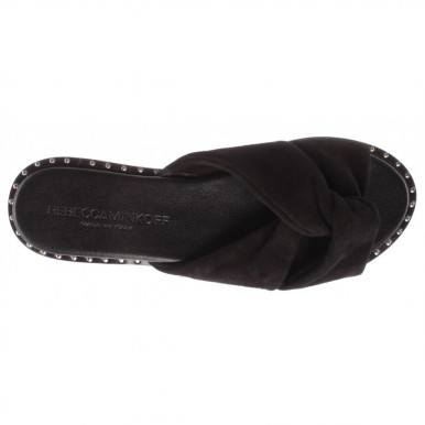Women's Shoes Slippers REBECCA MINKOFF RMRSSU SU02 Rossella Made In Italy New