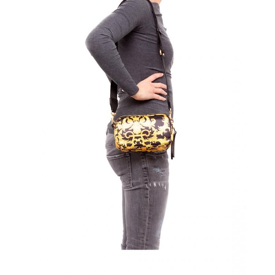 Women's Shoulder Bag VERSACE JEANS COUTURE E1VWABT1 71885 M27 Synthetic