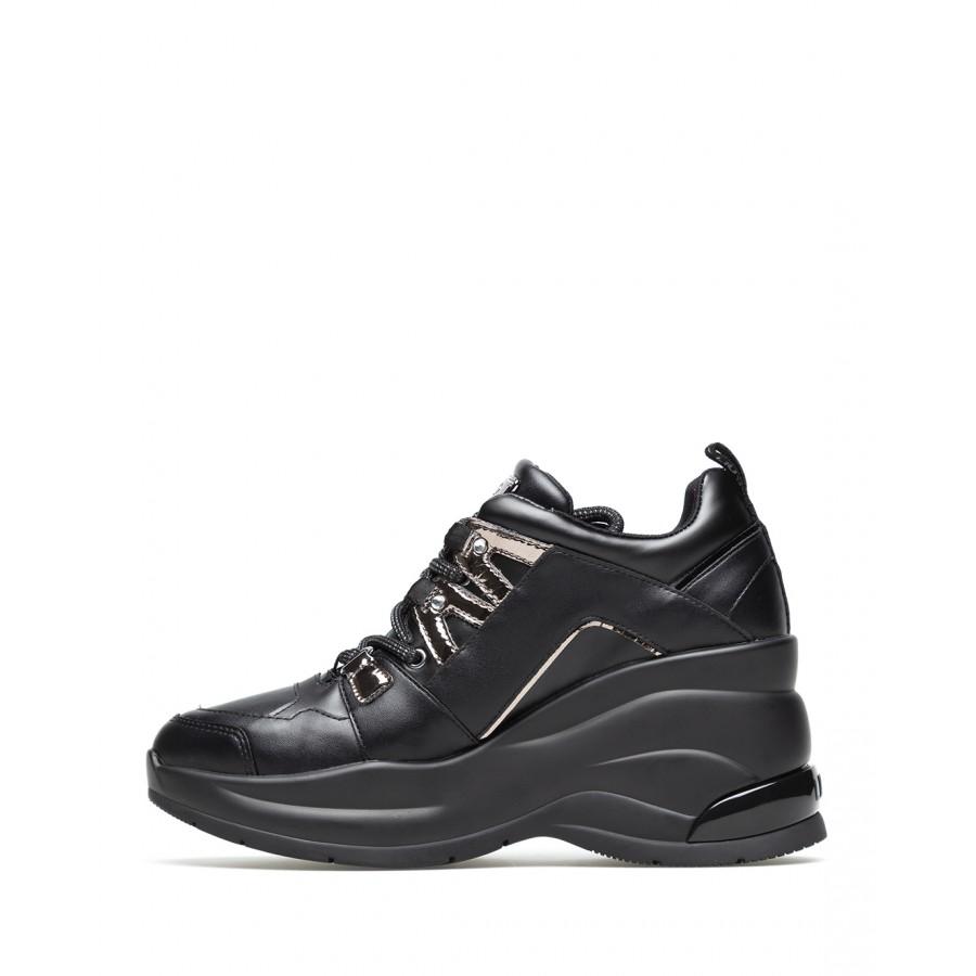 Women's Sneakers LIU JO Milano Karlie Revolution 26 Synthetic Black