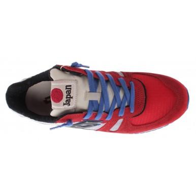 Men's Shoes Sneakers LOTTO Leggenda S2993 Tokyo Shibuya Red Pop Gry Lun New
