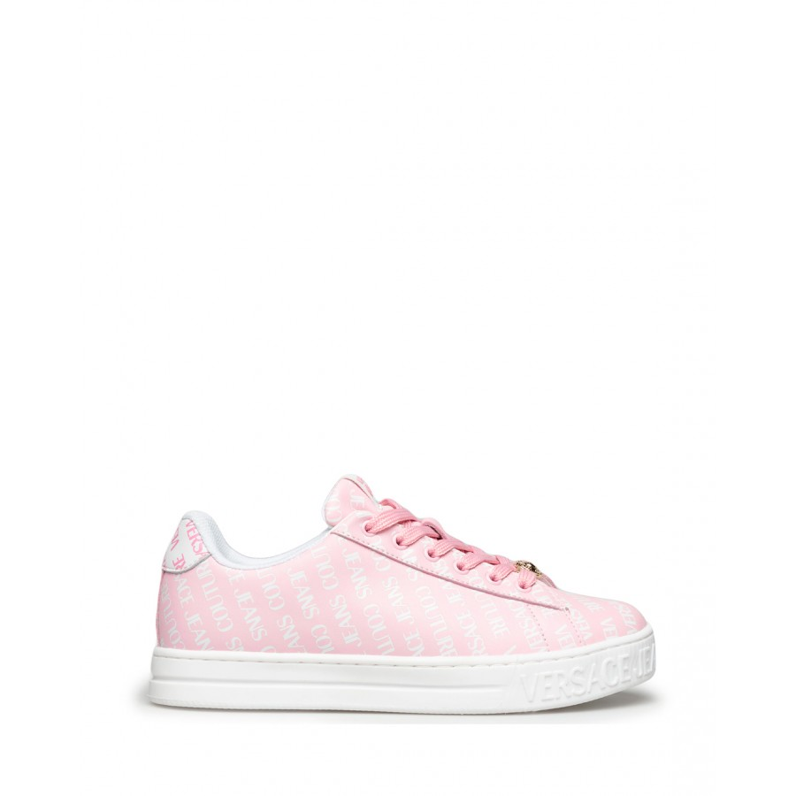 Women's Sneakers VERSACE JEANS COUTURE E0VWASKL 71973 426 Synthetic Pink