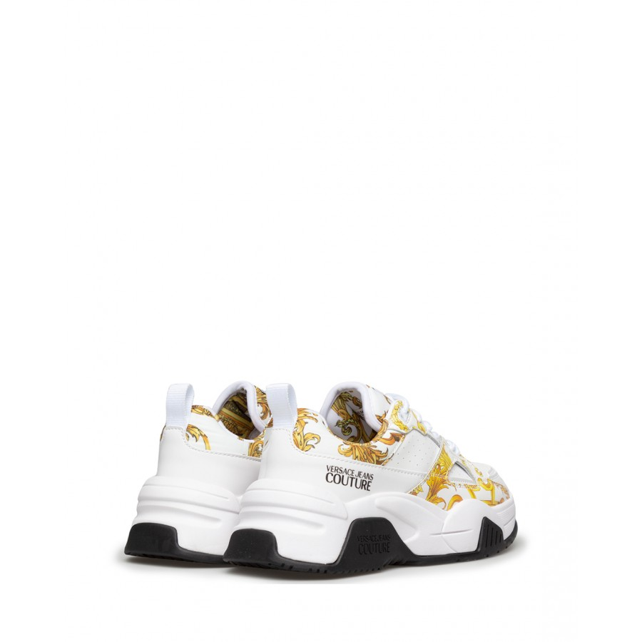 Women's Sneakers VERSACE JEANS COUTURE E0VWASF3 71953 MCI Synthetic White