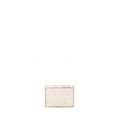 Women's Wallet  LIU JO Milano NF0116 Light Gold Synthetic Leather