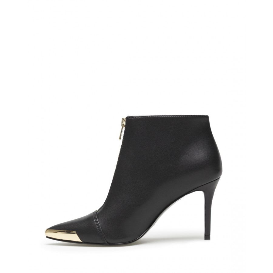 Women's Ankle Boot VERSACE JEANS COUTURE E0VZBS54 71563 899 Leather Black