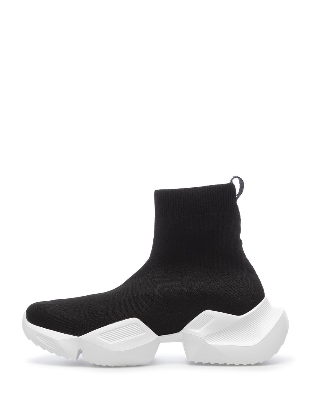 miniature 5 - Sneakers Hommes VERSACE JEANS COUTURE E0YZASU3 71624 M60 Synthétique Noir