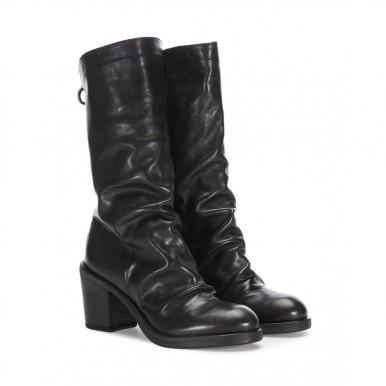 Women's Boots FIORENTINI + BAKER Jesse JANI-20 Spoleto Lether Black