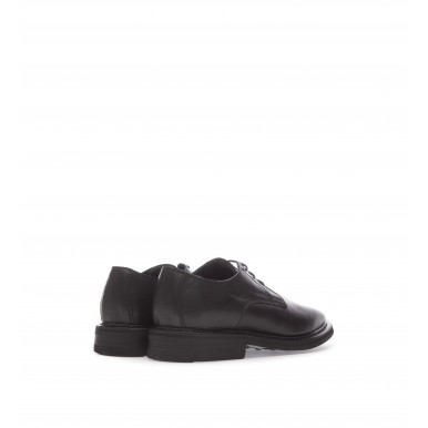 Chaussures Hommes FIORENTINI + BAKER Baxter Boss Cusna Cuir Noir