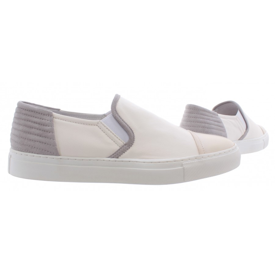 Men's Shoes Slip On Sneakers DIRK BIKKEMBERGS Sport Couture Box 196 Leather New