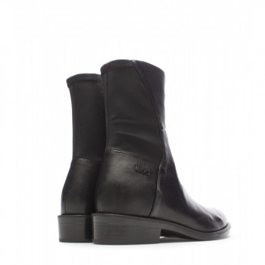 Women's Ankle Boots LIU JO Milano Flora 2 Black Synthetic Leather