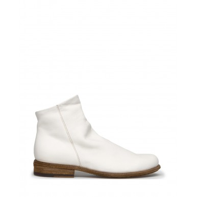 Women's Ankle Boots FIORENTINI + BAKER ClaDv Cusna Cement Leather White