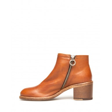 Women's Ankle Boots FIORENTINI + BAKER RizlaV Cusna Cartone Leather Brown