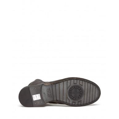 Men's Ankle Boot FIORENTINI + BAKER ClaUv Bandolero Smoke Leather Dark Gray
