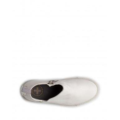 Women's Sneakers FIORENTINI + BAKER BrieV Cusna Cement Leather White