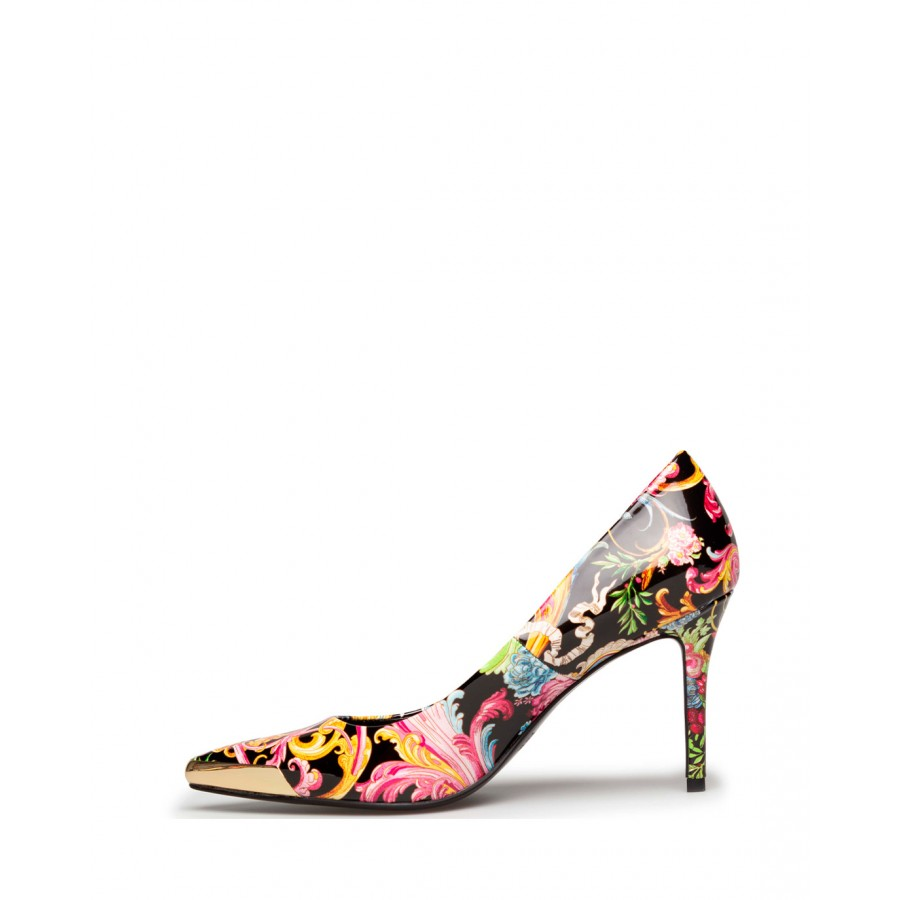 Women's Heels Shoes VERSACE JEANS COUTURE E0VWAS50 71982 M09 Synthetic Black