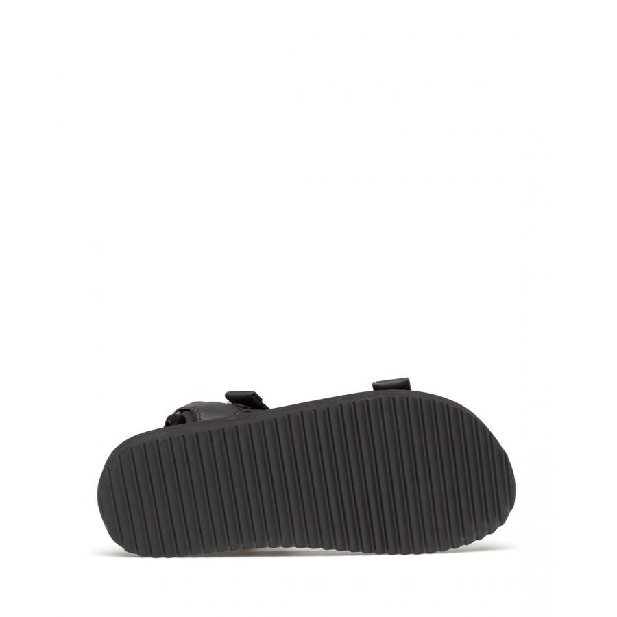 Versace Jeans Couture infradito uomo EE0YWASQ7-E71940/_E899 nero Black gomma