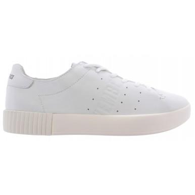 Men's Sneakers BIKKEMBERGS BKE109342 White Leather New