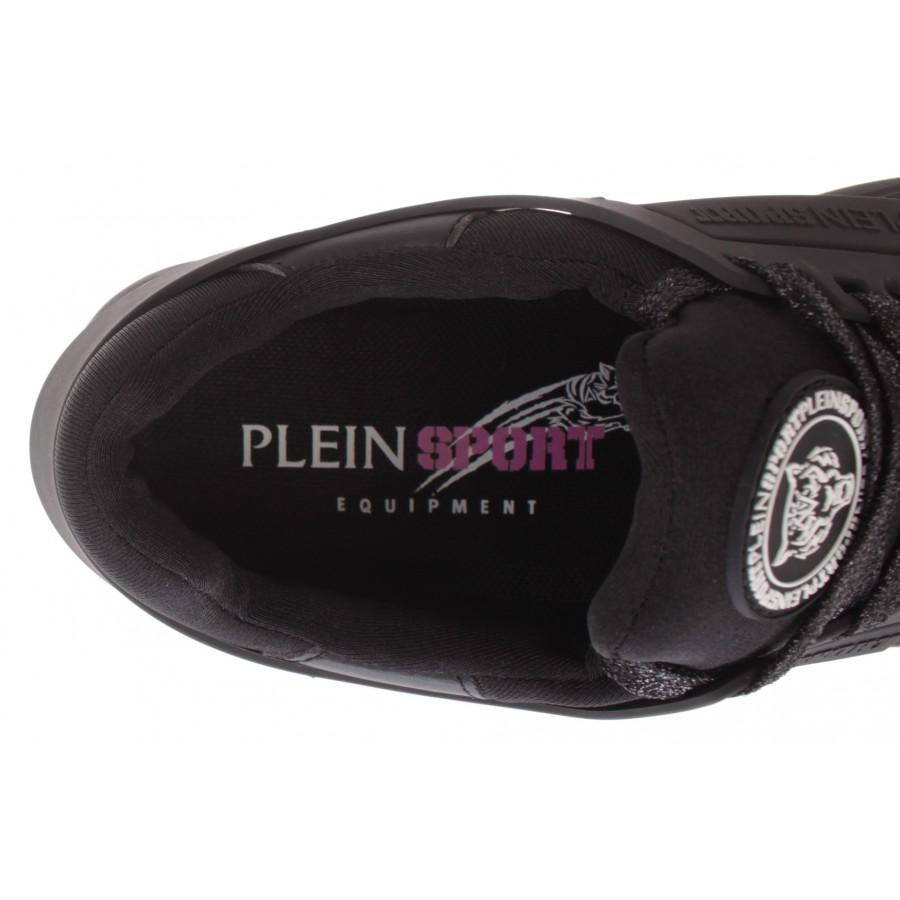Women's Sneakers PLEIN SPORT Runner Beth Black New