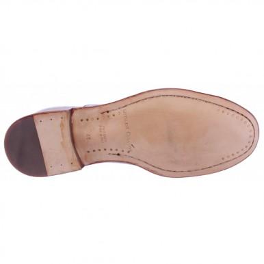 Men's Shoes OFFICINE CREATIVE Mono/004 Straccio Cuoio Leather Brown