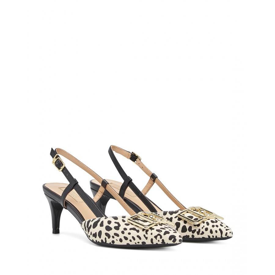 Sandalias Mujeres LIU JO Milano Katia6 Leopard Sintético