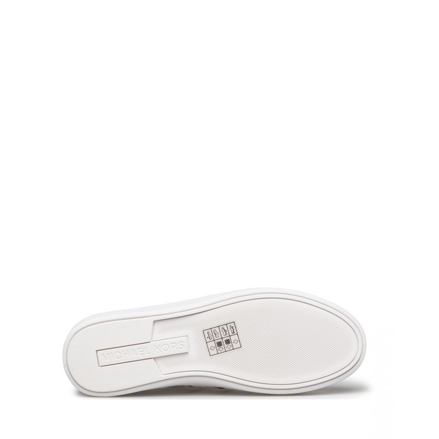 Women's Sneakers MICHAEL KORS Keaton 43R1KTFS2B Bright Wht Synthetic
