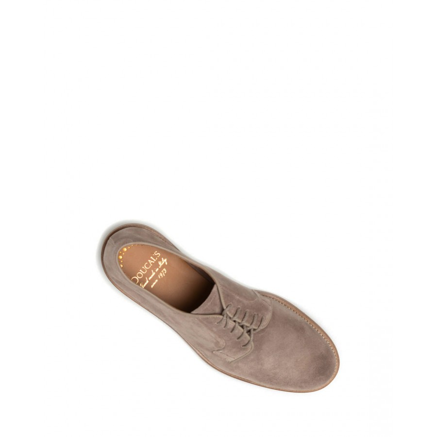 Men's Shoes DOUCAL'S MM05 Wash Taupe Suede Beige