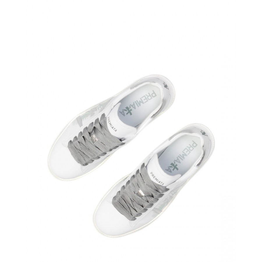 Women's Sneakers Shoes PREMIATA AndyDW 4678 Leather White