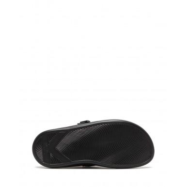 Women's Sandals Shoes KARL LAGERFELD KL6251300X Black Mono Leather