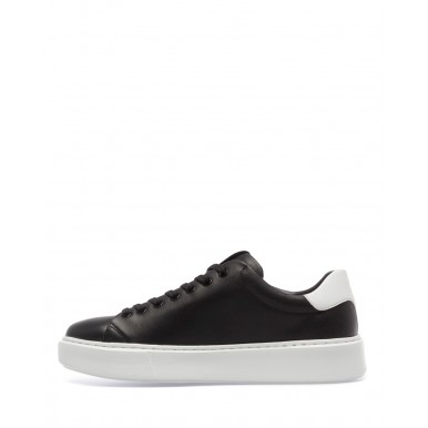 Men's Sneakers Shoes KARL LAGERFELD KL52225000 Black Leather