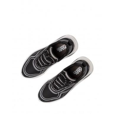 Men's Sneakers KARL LAGERFELD KL51725YX0 Black Cordura Syntethic