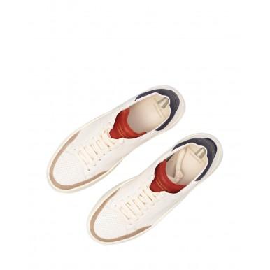 Men's Sneakers OFFICINE CREATIVE Kareem 005 KB36 Leather Beige