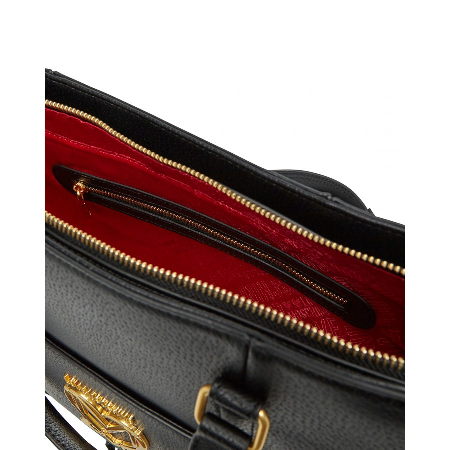 Women's Hand Shoulder Bag LOVE MOSCHINO JC4213 Pu Synthetic Black