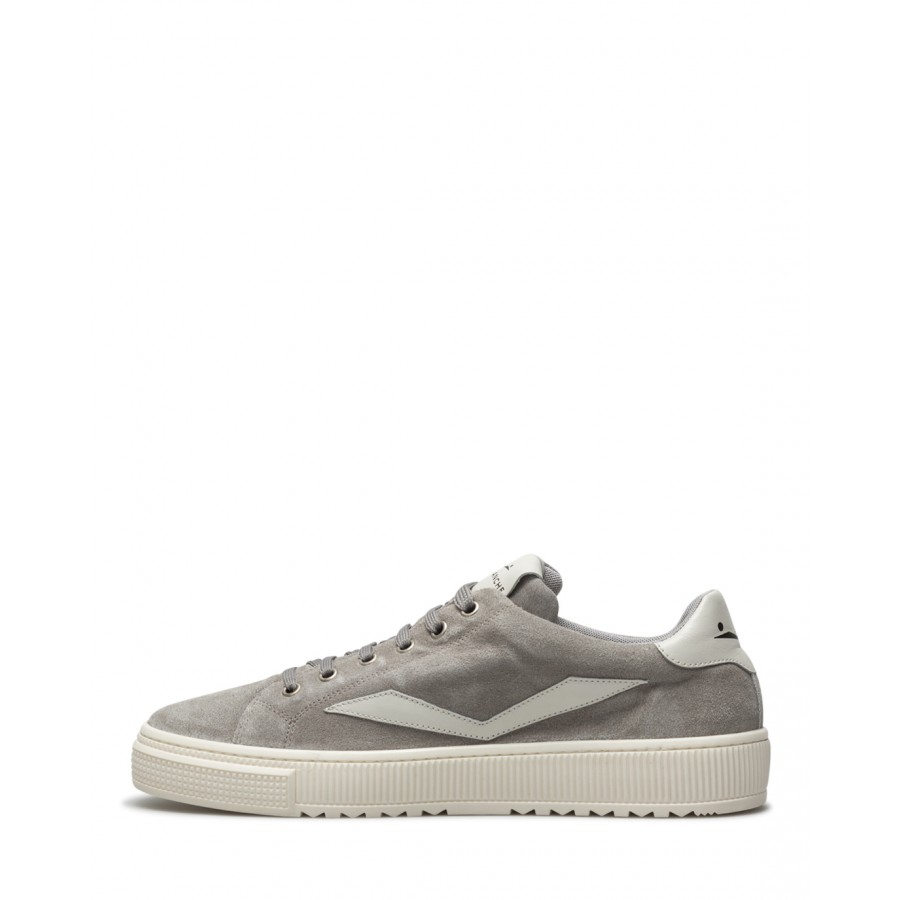 Men's Shoes Sneakers VOILE BLANCHE Fit II Grey Latte