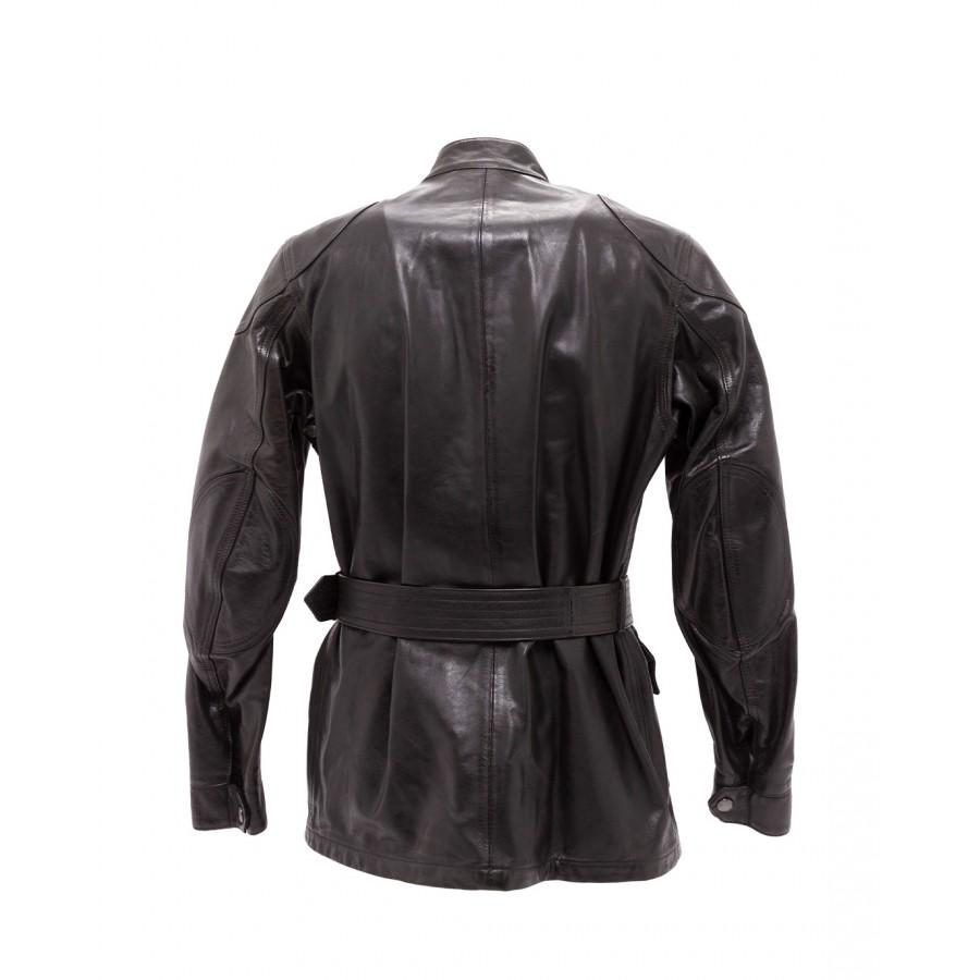 Men's Jacket BELSTAFF Trialmaster Panther 71050527 Black Leather