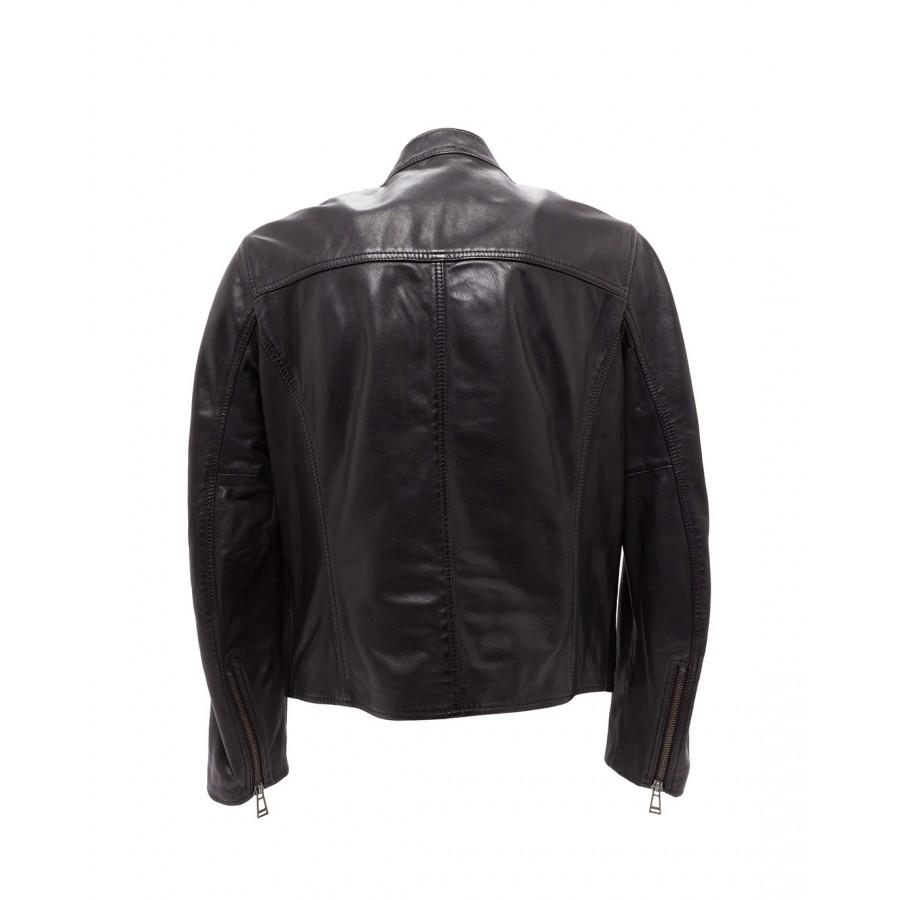 Men's Jacket BELSTAFF Pelham 71020875 Black Leather