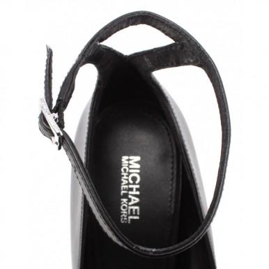 Women's Heels Shoes MICHAEL KORS 40R0DAHP1L Danielle Leather Black